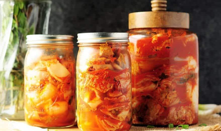 La tendencia de los alimentos fermentados