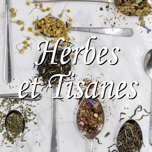 Herbes et Tisanes