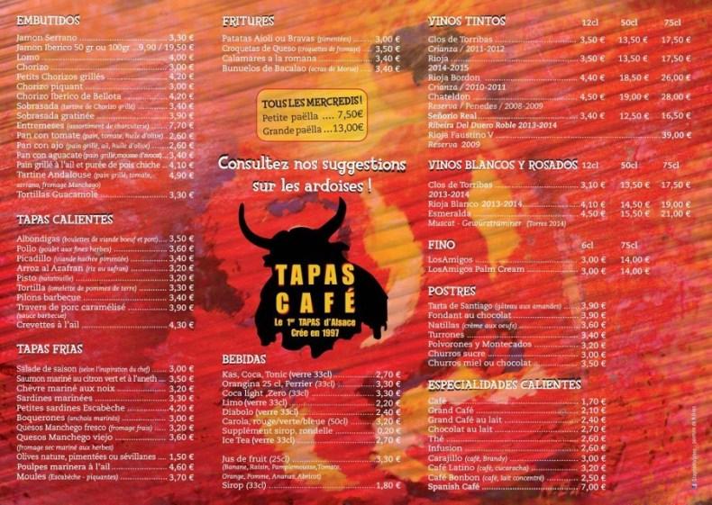 Tapas café strasbourg - une histoire qui dure