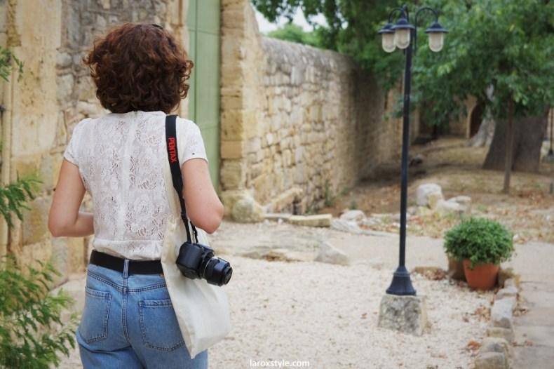 look en mom jean - blog mode lyon