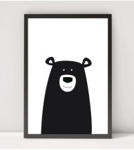 mangebrilleaime-affiche-black-bear