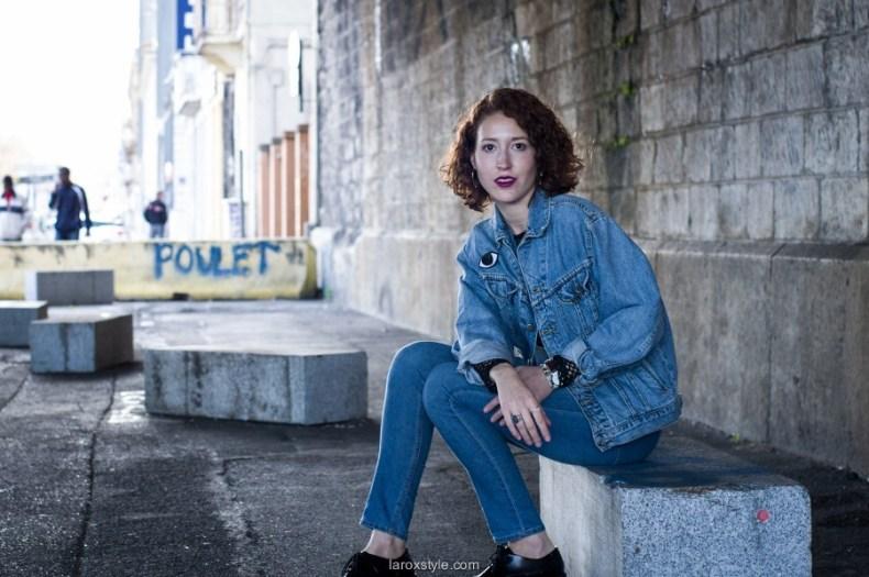 LaRoxStyle Blog Mode Lyon - Street Look 90s (3 sur 21)