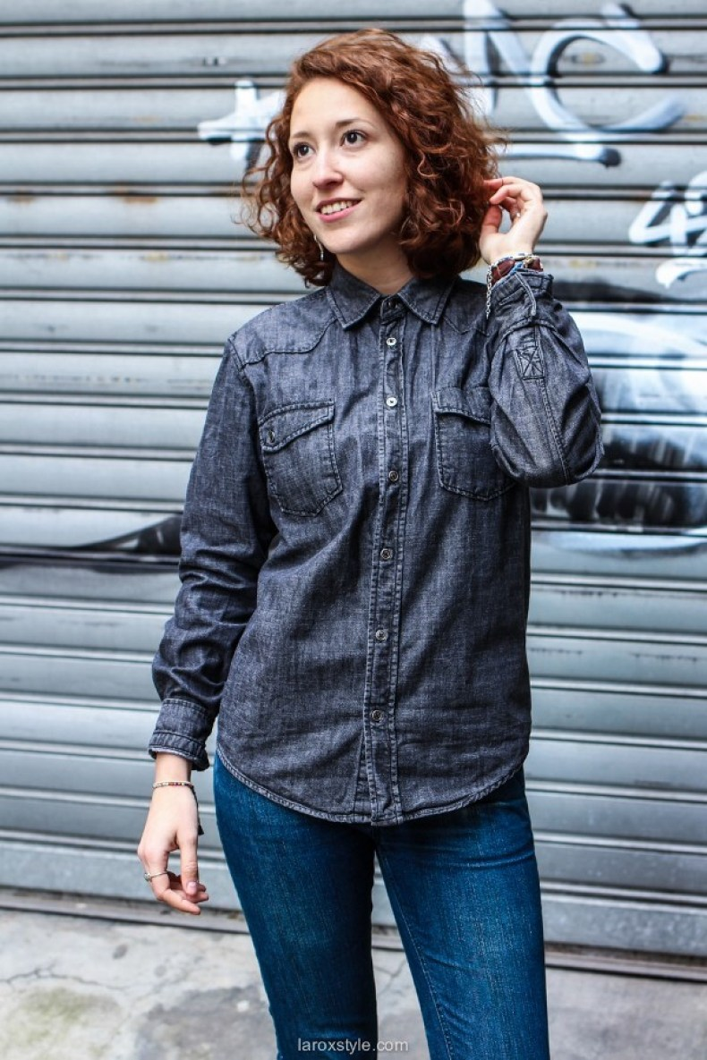 laroxstyle blog mode lyon - Denim look (2 sur 19)