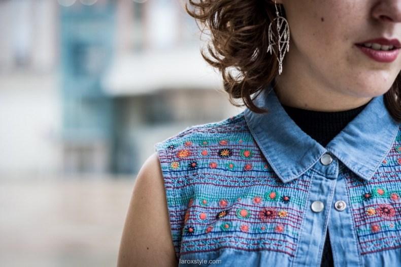 Chic en Broderies - look - blog mode - laroxstyle