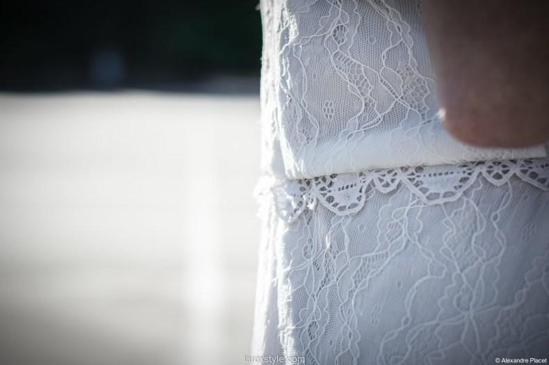 Laroxstyle - blog mode lyon - look robe mariage - caroline quesnel - IMGP6944
