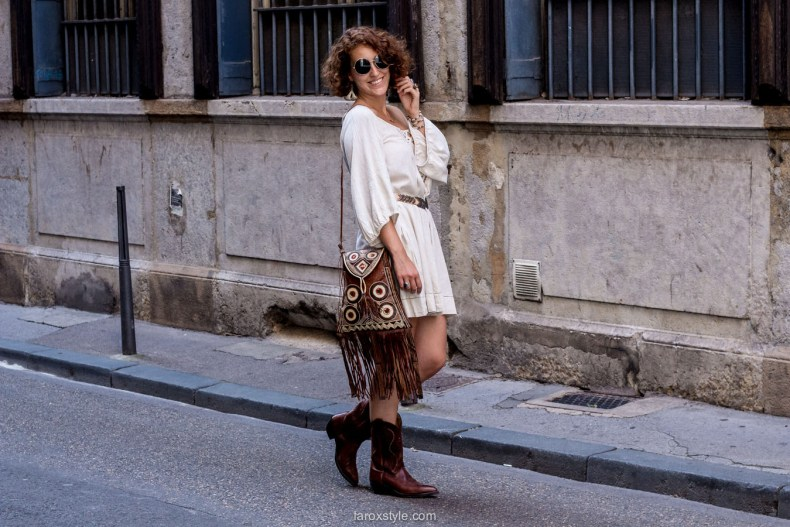 look boho vintage - love me tender - blog mode lyon