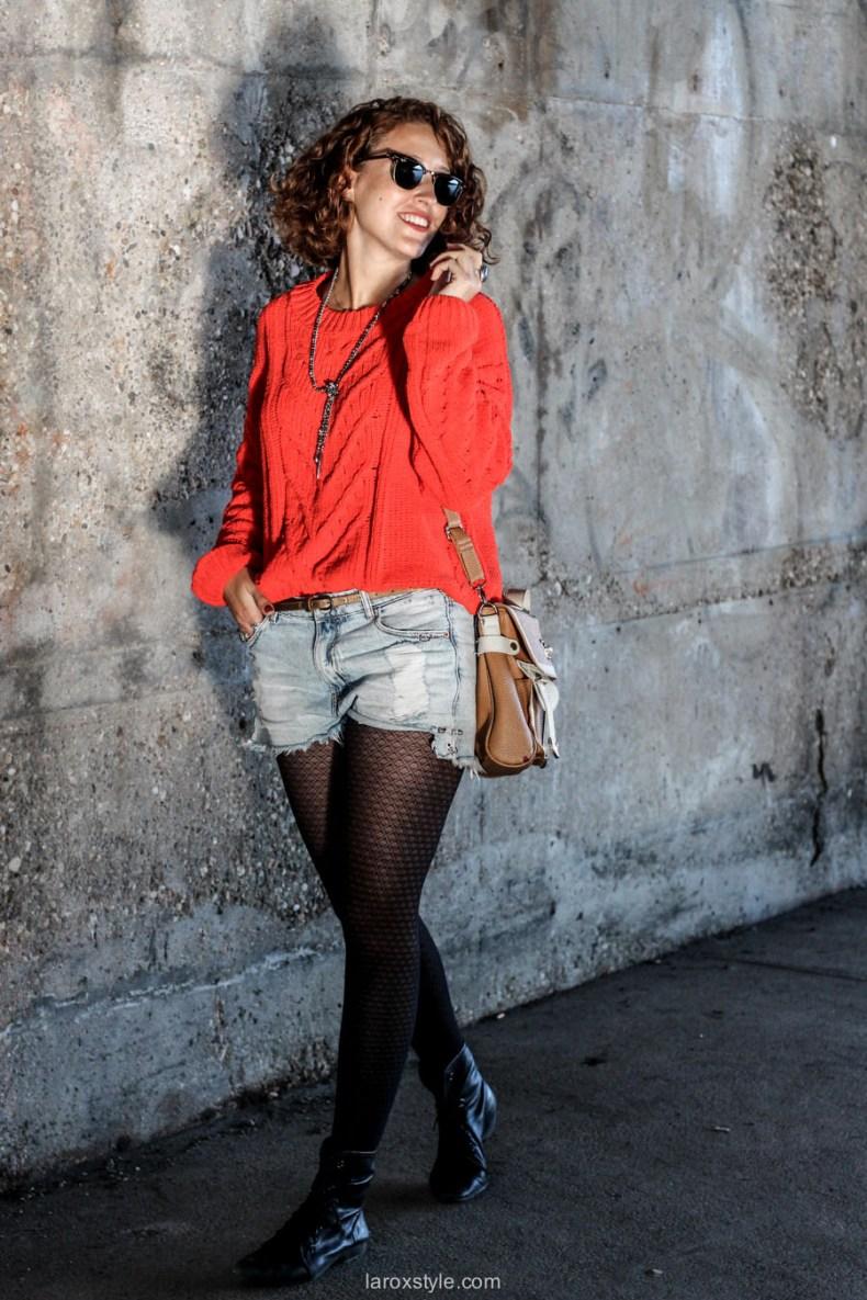 look ete indien - tendance mode rouge - laroxstyle blog mode -6