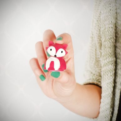 2 idee cadeau noel femme - baume a levre renard