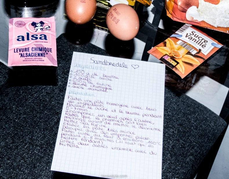 bredele de noel - biscuits alsaciens - laroxstyle - blog lifestyle-1