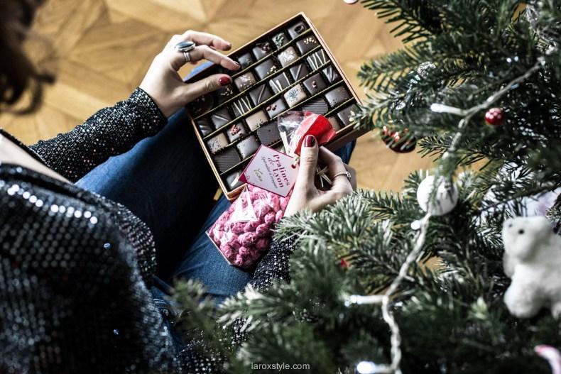chocolats voisin - fetes de noel - celebrer noel - blog lifestyle lyon - laroxstyle-17
