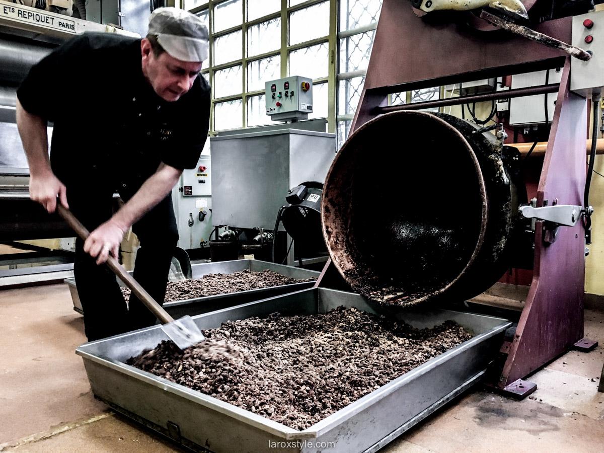 visite atelier chocolat voisin - ateliers chocolat voisin - chocolatier lyon - blog lifestyle lyon-6