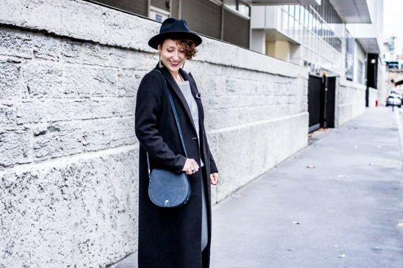 street look - chic et confort en hiver - blog mode lyon