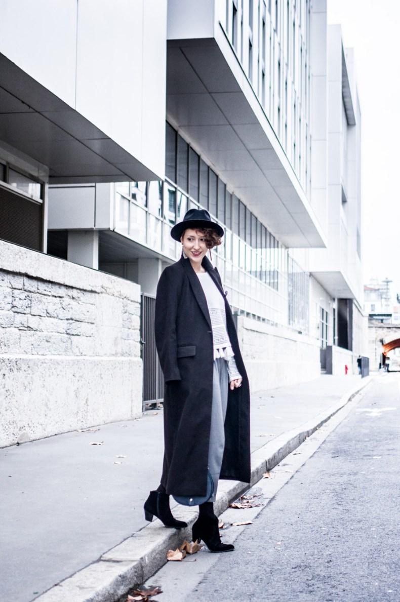 street look - etre chic et confort - blog mode lyon - laroxstyle