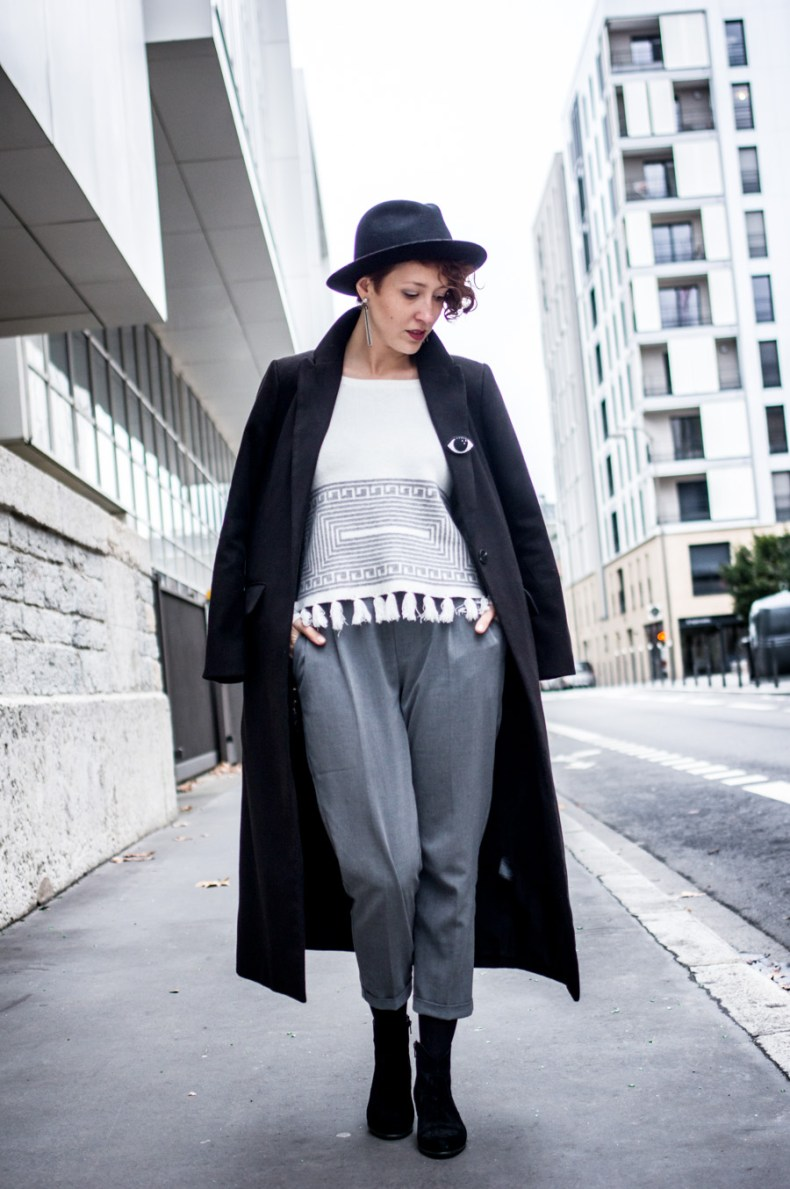 street look - style et confort - blog mode lyon - laroxstyle