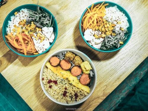 bols healthy - où manger des bowls à Lyon