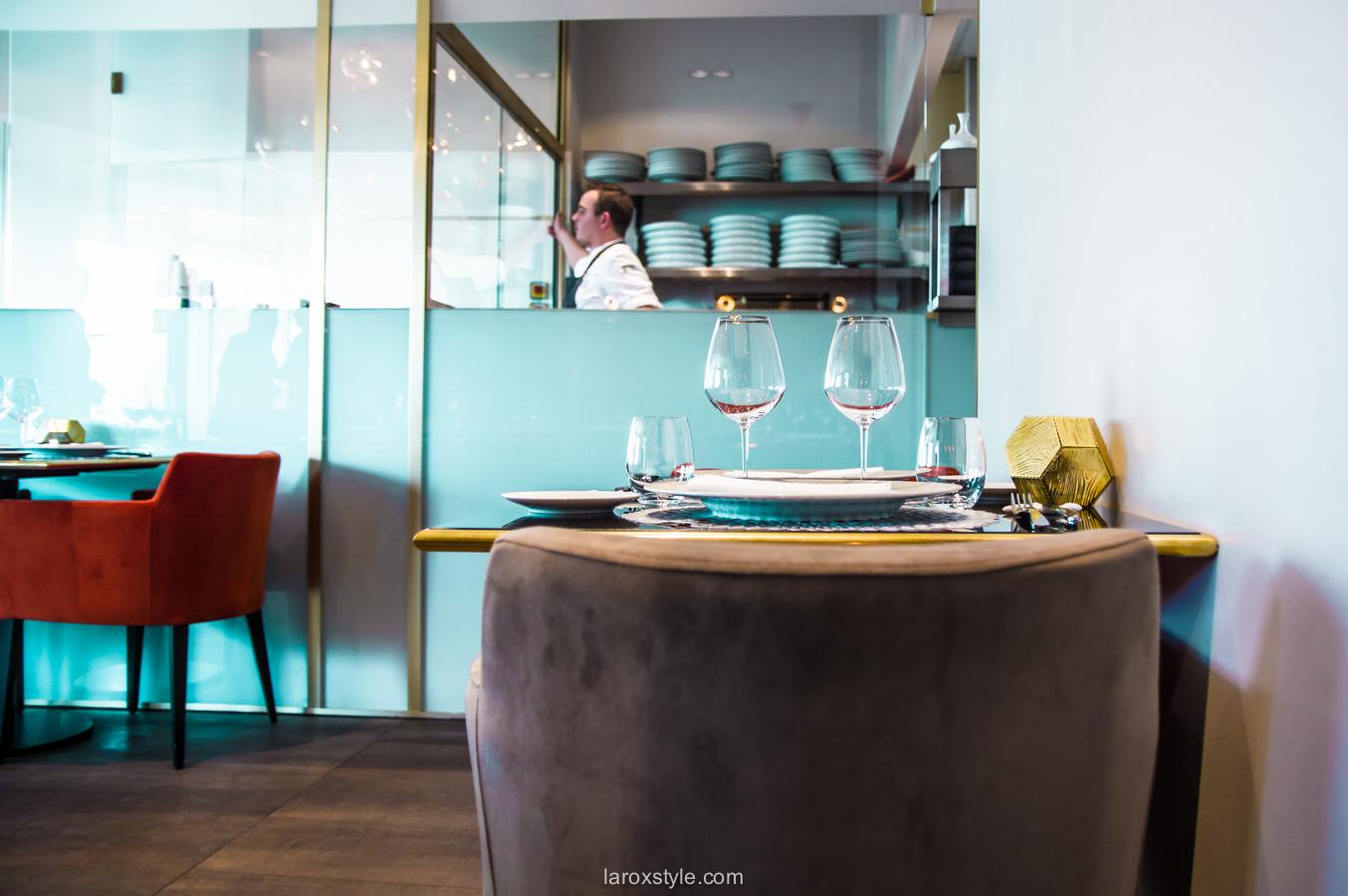 L'eclat restaurant Lyon - semi gastronomique lyon