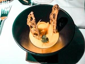 Entrée au Foie gras - Wagon Bar Lyon