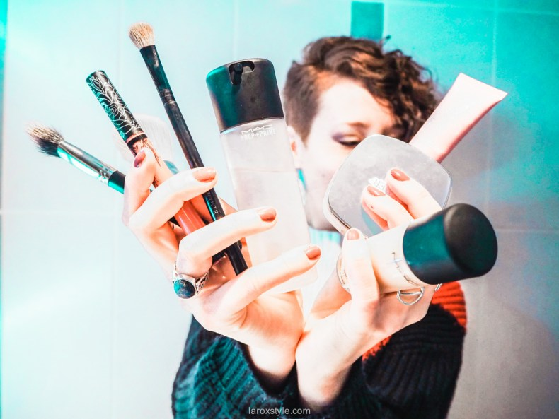routine soins - routine make up - routine beaute - laroxstyle - avis blogueuse