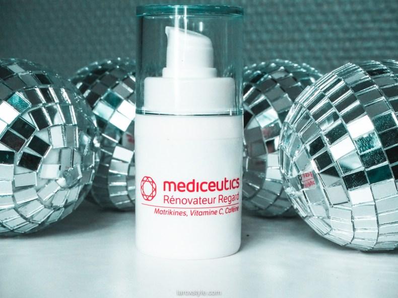 mediceutics - creme contour du regard - avis mediceutics