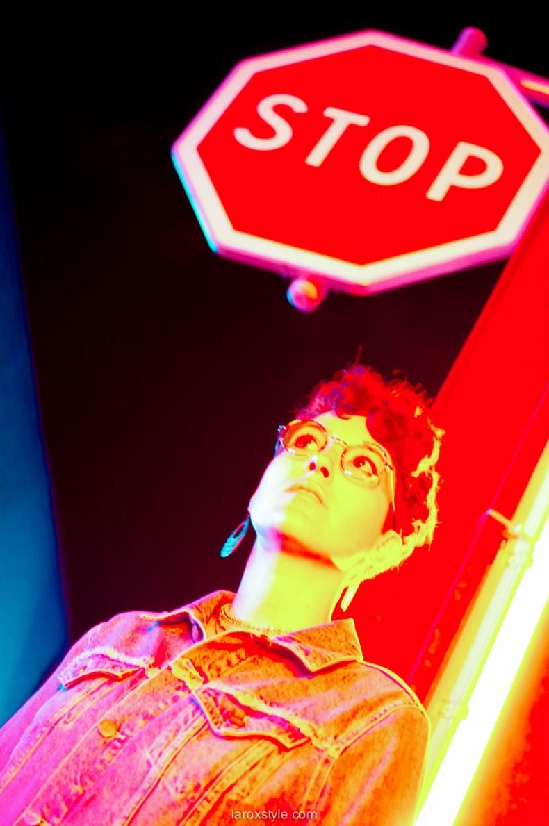 look festival - nuits sonores day 3 - photo artistique neon - blog lyon-14