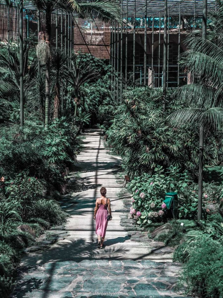 5 lieux a ne pas manquer a Lisbonne - estufa fria jardin botanique lisbonne