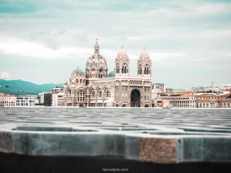 que faire un jour a marseille - blog voyage - cathedrale la major