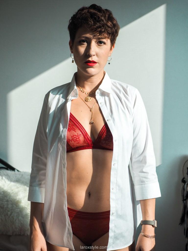 se devoiler et s aimer - developpement personnel - lingerie blog maison lejaby