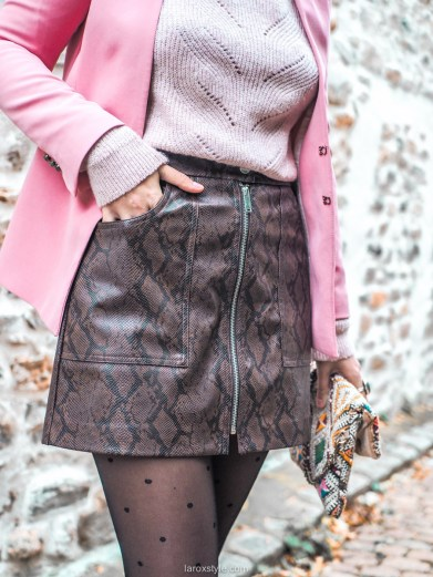 look blog mode jupe serpent