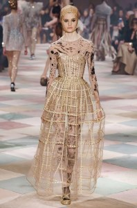 blog retour fashion week haute couture printemps ete 2019 - defile dior