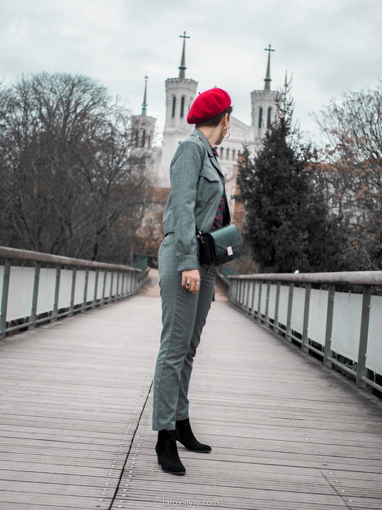 idée look blog costume carreaux - comment porter le costume à carreaux