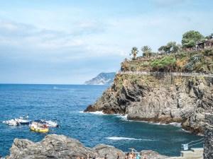 conseils visite un jour au Cinque terre italie