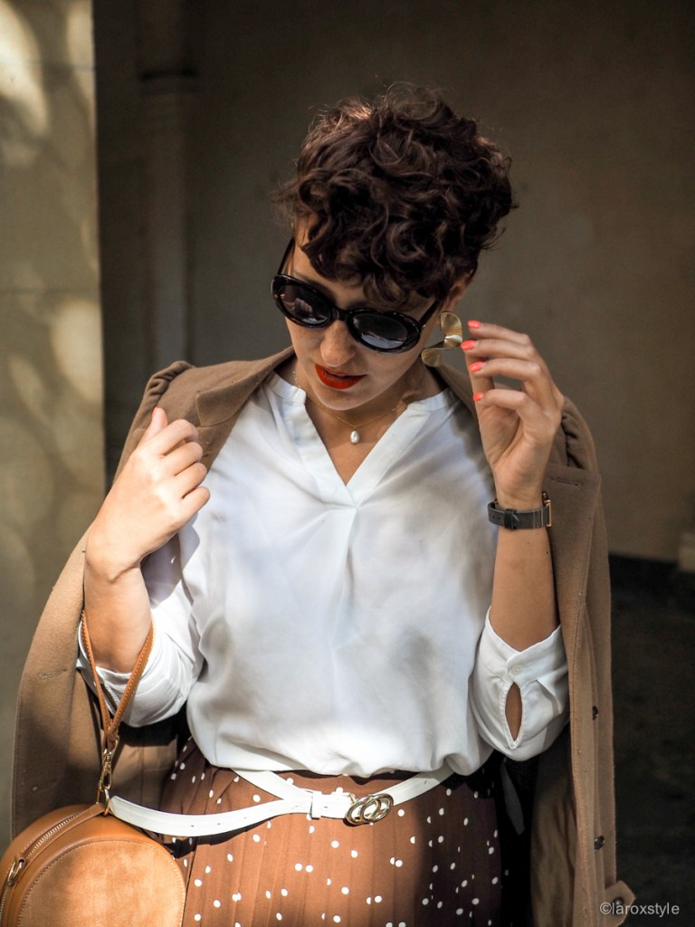 look blog mode - porter la jupe longue en Automne Hiver ?