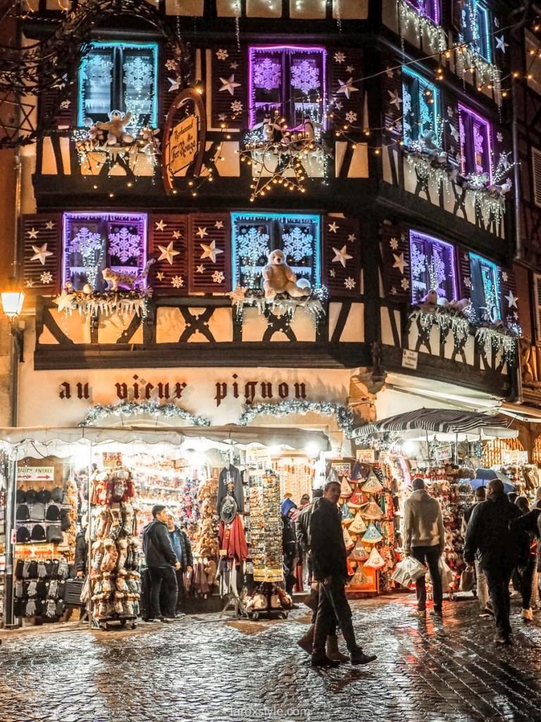 5 marchés de Noël à faire en Alsace - baden baden