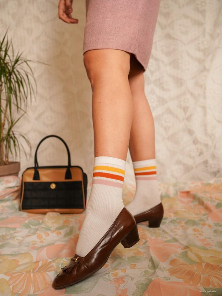 ginger box une box ethique de chaussettes et collants