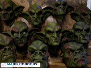 Goblin Masks LARP