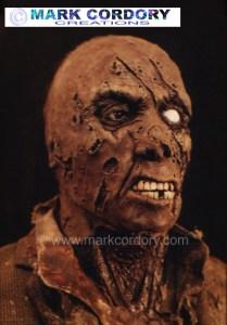 Zombie Mask LARP
