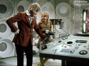 Jon Pertwee - Dr Who