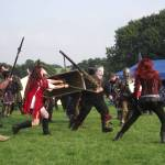 LARP Combat at the Gathering