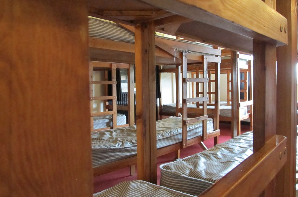 LARP – Sleeping in Bunkrooms