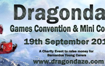 Dragondaze – A Games Convention with added Larp