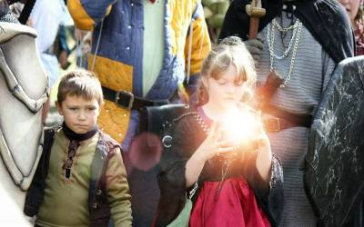 Childrens LARPs – UK