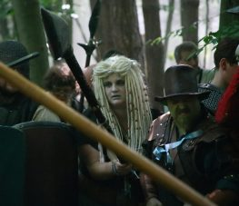 Midst of Battle at CP larp