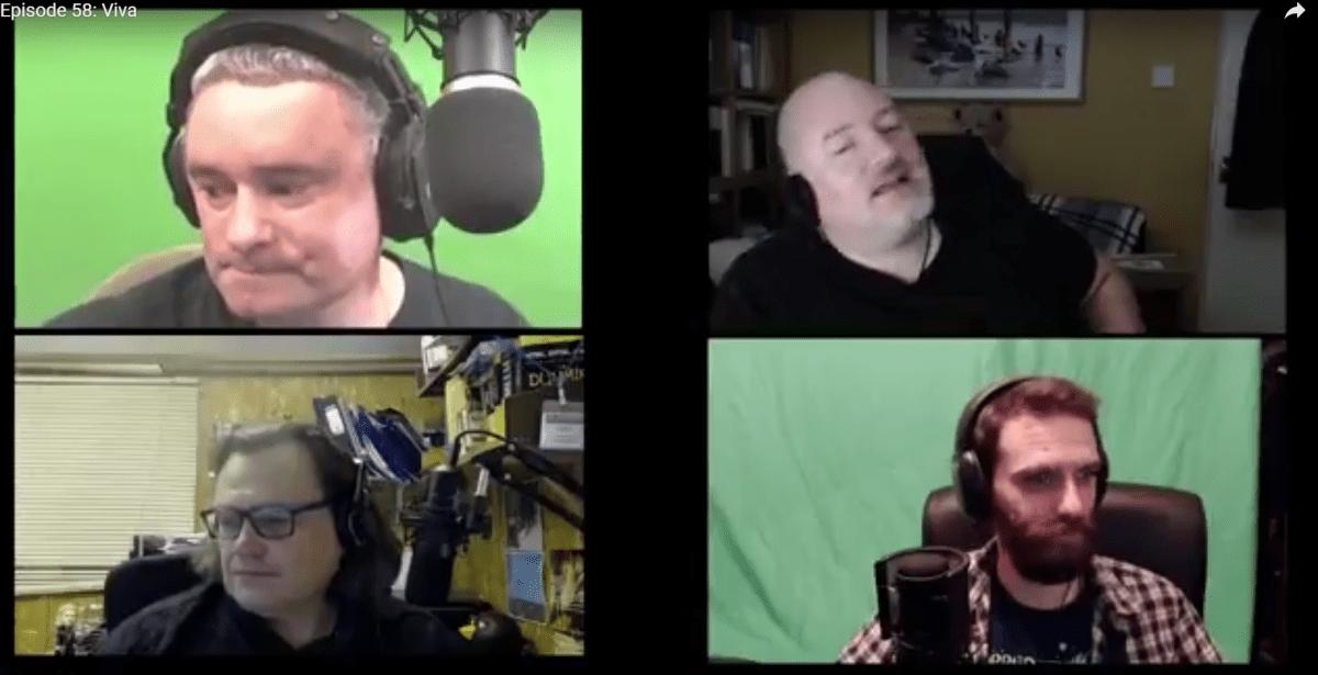 LARPBook Show Episode 58: Viva