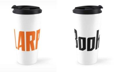 LARPBook Mug Christmas Competition