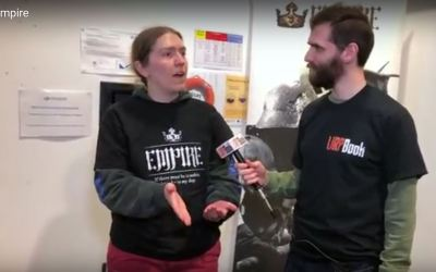 What's Your Game 2018 – Interview with Eleanor about Empire