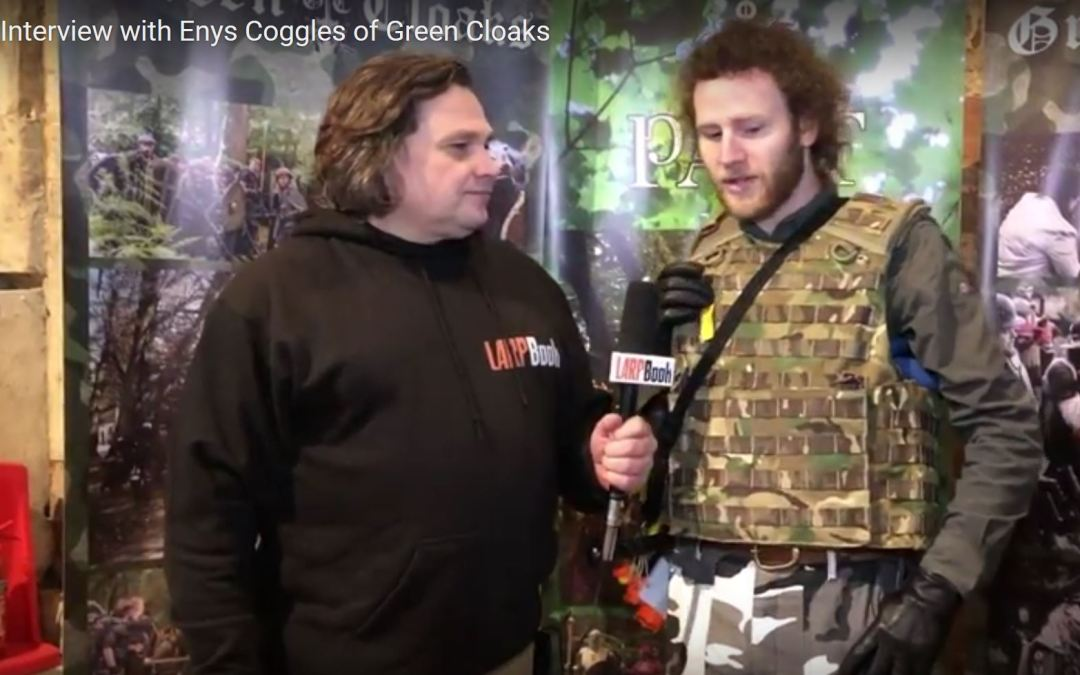 Interview with Green Cloaks