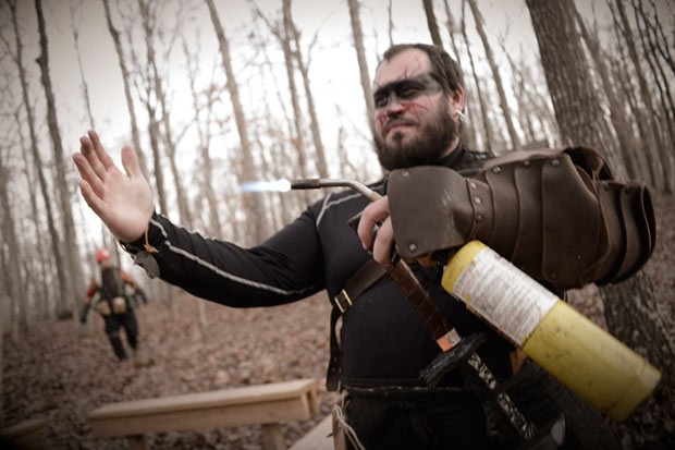 """Pittsburgh City Paper – """"LARPing is more than a side hobby"""""""