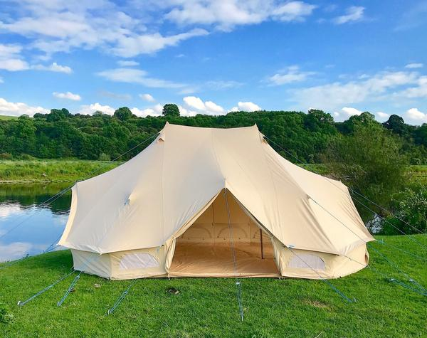 The Emperor Bell Tent