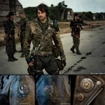 Post Apocalyptic Costume and detial