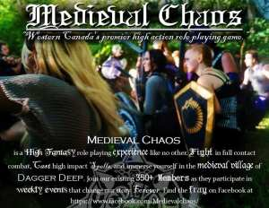 Medieval Chaos Productions